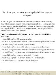topsupportworkerlearningdisabilitiesresumesamples lva app thumbnail jpg cb