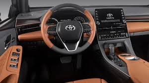 2019 Toyota Avalon - INTERIOR - YouTube