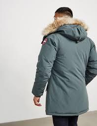 Canada Goose - Gray Mens Langford Parka Jacket - Online Exclusive Slate for  Men - Lyst. View fullscreen