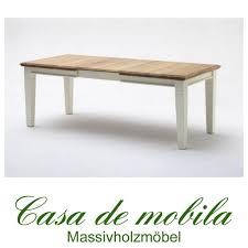 Massivholz Esstisch Ausziehbar 180240x95 Holz Kiefer Massiv