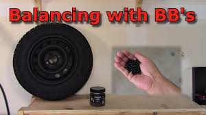 Bb Tire Balancing Chart Balancing With Bbs