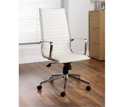 office chair white leather. Office Chair White Leather A