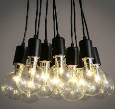 diy edison light stunning edison bulb chandeliers chandelier modern nordic light hinging