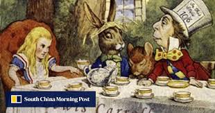 If ever there was a classic <b>children's</b> book, <b>Alice in Wonderland</b> is it ...