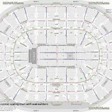Keybank Center Seating Chart With Seat Numbers Beautiful 21