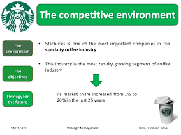 starbucks strategy starbucks