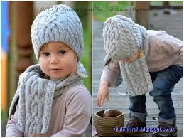 Child Knit Hat Pattern