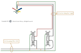 wiring diagram for ceiling fan with light switch ceiling fan wire diagram wiring diagram 3 way