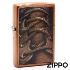 Зажигалка Zippo (Зиппо) Boot Laces 28672 ... - ZIPPO-online.com