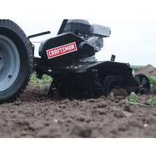 craftsman lawn tractor attachments. craftsman universal rear tiller - lawn \u0026 garden tractor attachments tillers cultivators