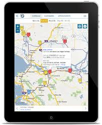 Driving Trip Planner Portatour Route Planner Software For Field Sales Force