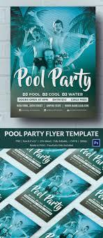 pool party invitation psd format family pool party invitation