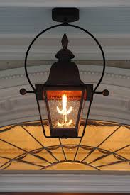 the filament both gas lamps outdoor lighting