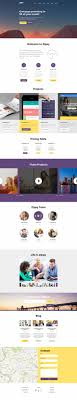 one page website template free one page website template 72pxdesigns