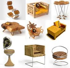 cork furniture. Recycled Cork Furniture For Borrowers P