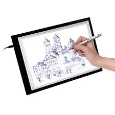 Walmart Light Pad A4 Led Light Box Tracer With Scale Ultra Thin Usb Powered Tracing Light Pad Board For Artists Kids Drawing Sketching Animation X Ray Viewing