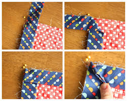 How to Finish and Bind a Quilt | DIY tutorial, Tutorials and Easy & Easy DIY tutorial for binding a quilt. How to finish and bind a quilt. Adamdwight.com