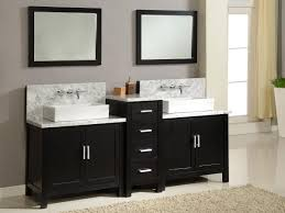 bathroom cabinets for vessel sinks. double vessel sink vanities   84\ bathroom cabinets for sinks