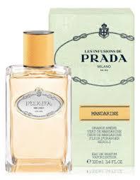 <b>Prada</b> - <b>Les Infusions de</b> Prada Mandarine Eau de Parfum Spray ...