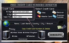 Free Copy Cards Numbers Free Credit Fakery Credit Work That Card