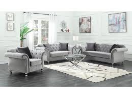 Silver Sofa Set 34 with Silver Sofa Set