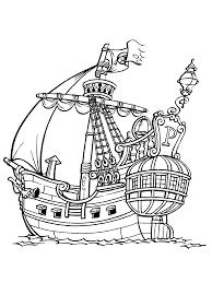 Kleurplaten Paradijs Kleurboek Piet Piraat