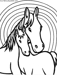 Small Picture Horse Coloring Pages FREE Download Printable Coloring Pages for