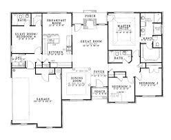 Ranch House Plans  Fern View 30766  Associated DesignsView House Plans