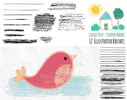 free watercolor brushes illustrator 25 adobe illustrator brush sets you can download for free