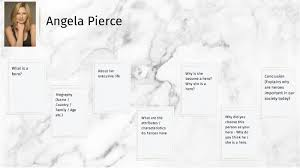 Angela Pierce by Susana Ariza