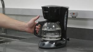 Makes coffee at the right temperature and in 6 minutes. How To Clean Your Coffee Maker Consumer Reports