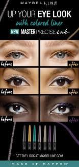 Eyeliner Colors For Green Eyes L L L L