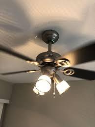 hampton bay ceiling fan with lights
