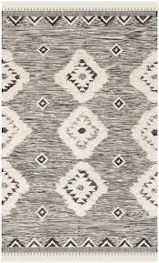 home interior important tribal area rug home decorators collection essence ivory 5 ft x 7