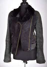 armani exchange suede jacket