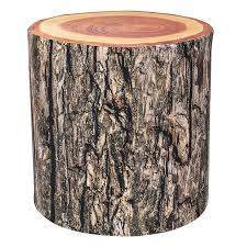 london s tree trunk with foam seat assorted