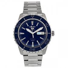 seiko watches jomashop seiko 5 automatic dark blue dial stainless steel men s watch