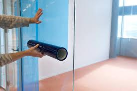 Glass Cover Fensterfolie Zum Abdecken Und Schützen Von Fenstern