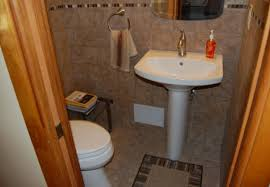 half bathroom ideas brown. awesome decorating a half bath pictures - interior . bathroom ideas brown e
