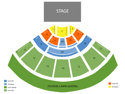 27 Explicit Mid Florida Amphitheater Seating Map