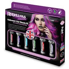 Paint Glow Rebellious Hair Streaks Kit