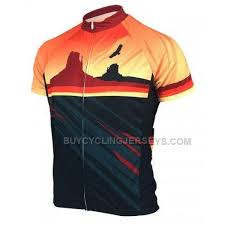 Monumental Mens Cycling Jersey By Primal Wear