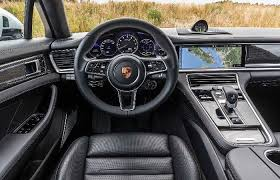 2018 porsche panamera interior. contemporary panamera porsche panamera 2018 redesign first drive turbo and changes interior  photo in porsche panamera interior e