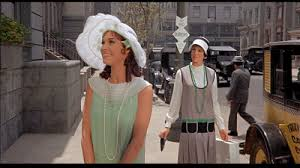 thoroughly modern millie movie. After Her Little Jazz Makeover Millie Meets Miss Dorothy Mary Tyler Moore Of Course Outside The Priscilla Hotel For Girls Is Virginal Throughout Thoroughly Modern Movie