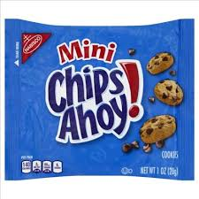 Vending Machine Chocolate Chip Cookies Amazing CHIPS AHOY