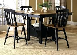 counter height pedestal table this picture here empire counter height dining table with pedestal base by crown mark