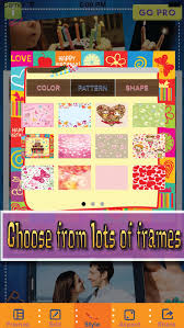 happy birthday photo frames party picture celebration collage editor free app screenshot 5