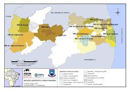 REGIÕES METROPOLITANAS NA PARAÍBA: INSTITUCIONALIDADES DISTANTES DAS  FUNÇÕES PUBLICAS DE INTERESSE COMUM Lívia Izabel Beze