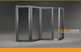 warmcore folding doors synseal