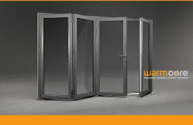 warmcore folding doors synseal